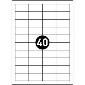 Blattetiketten 51044674